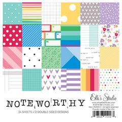 Noteworthy - 6 x 6 Paper Stack