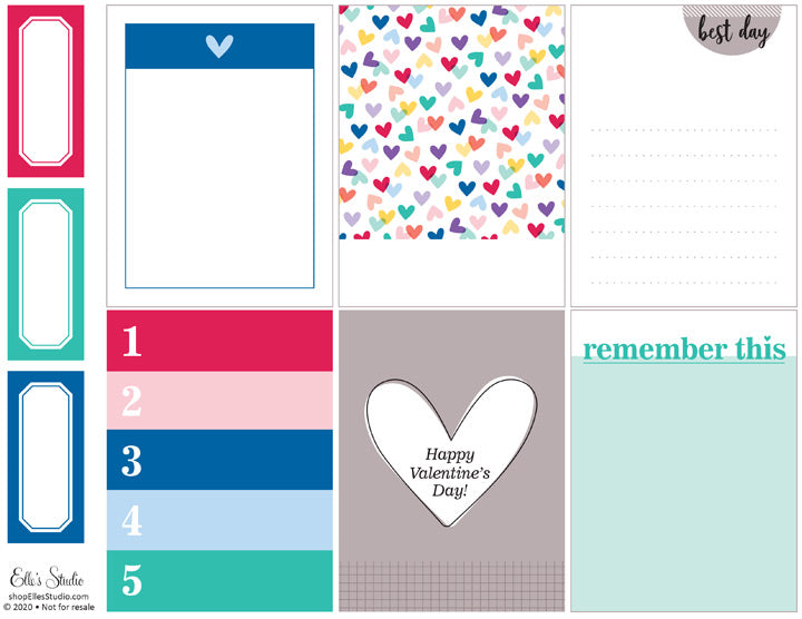 Remember This Printables