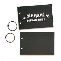 Magical Memories Acrylic Album - Magical