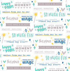 Magical Memories 6 x 6 Paper Stack
