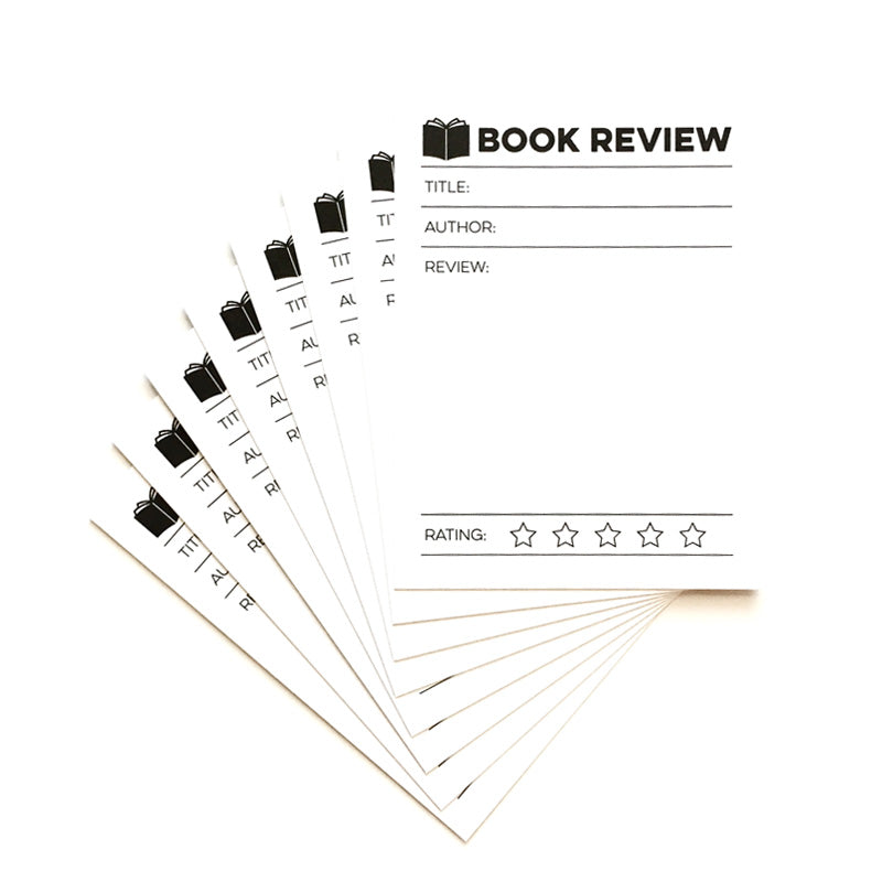 Book Review Journaling Tags