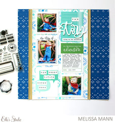 Quoted Journaling Tags
