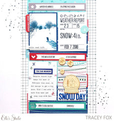 Weather Report Journaling Tags