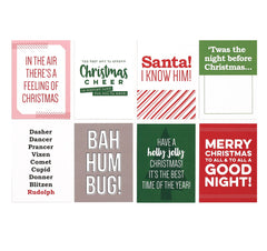 Good Cheer Journaling Tags