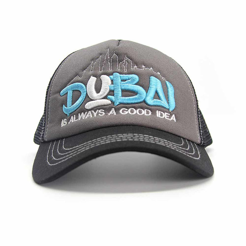 Gorra Dubai is always a good idea