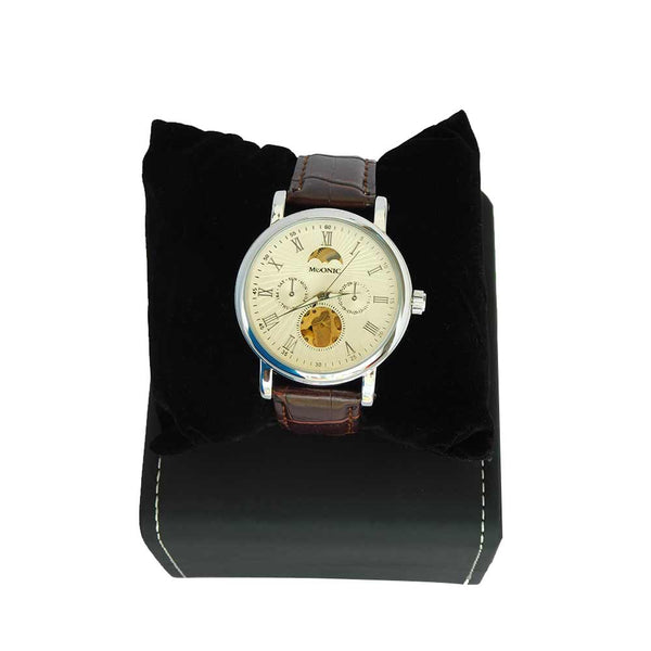 Reloj Moonic Marrón