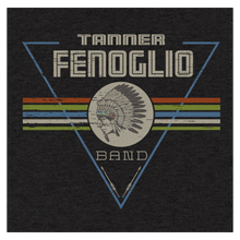 Load image into Gallery viewer, Tanner Fenoglio TF Triangle Indian Logo Zoom