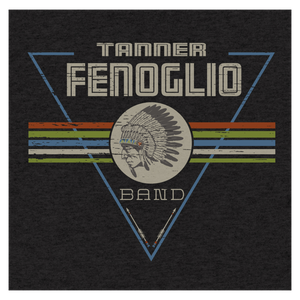 Tanner Fenoglio TF Triangle Indian Logo Zoom