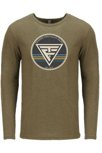 Triangle Logo Long Sleeve