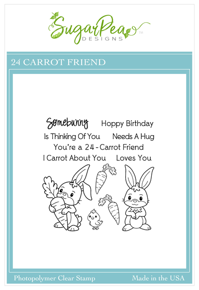 24 Carrot Friend