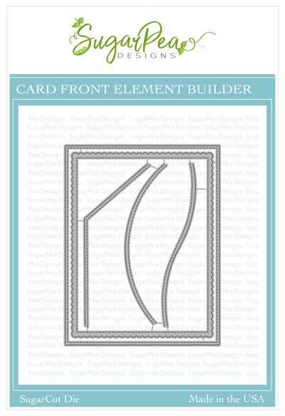 SugarCut - Card Front Element Builder