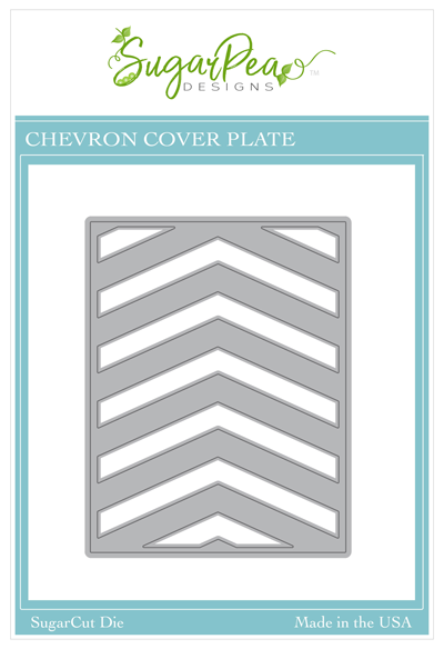 SugarCut - Chevron CoverPlate