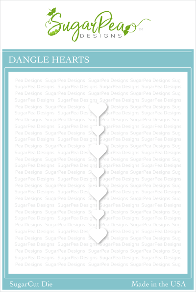 SugarCut - Dangle Hearts