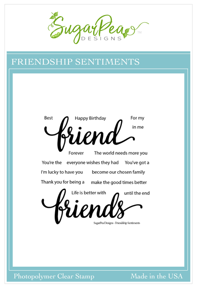 Friendship Sentiments