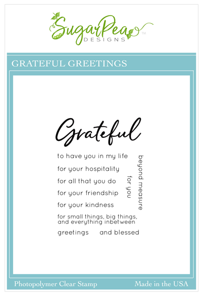 Grateful Greetings