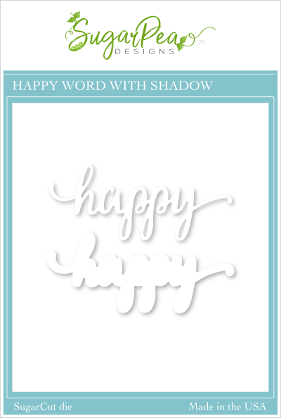 SugarCut - Happy Word