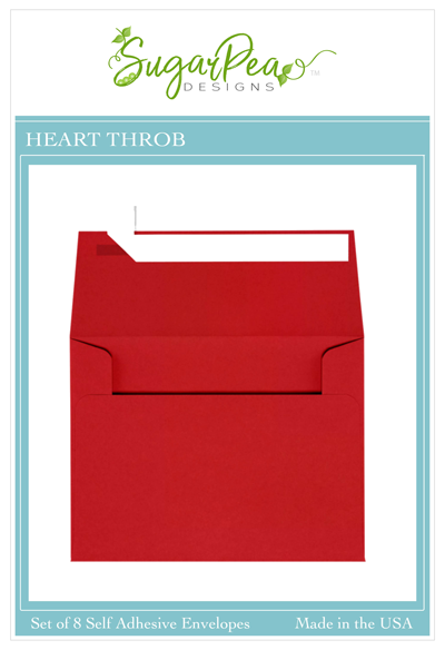 Heartthrob Envelopes