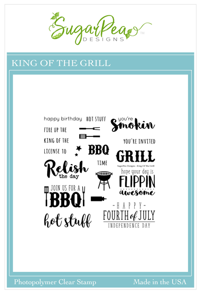 King Of The Grill Sentiments