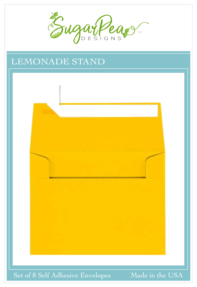 Lemonade Stand Envelopes