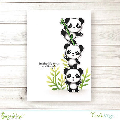 SugarCut Pandamonium
