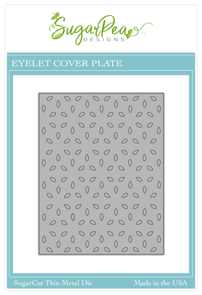 SugarCut - Eyelet CoverPlate