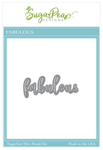 SugarCut - Fabulous