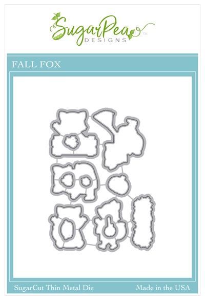 SugarCut - Fall Fox