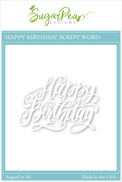 SugarCut - Happy Birthday Script