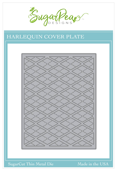 SugarCut - Harlequin Cover Plate