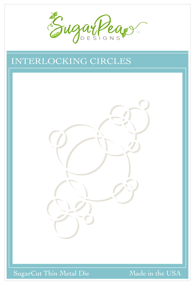 SugarCut - Interlocking Circles