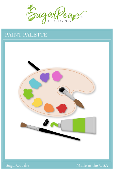 SugarCut - Paint Palette