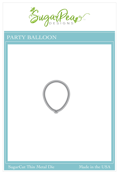 SugarCut - Party Balloon