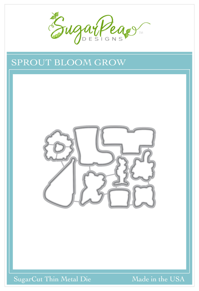 SugarCut - Sprout Bloom Grow