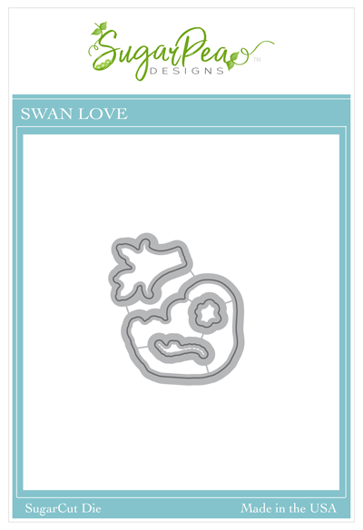 SugarCut - Swan Love