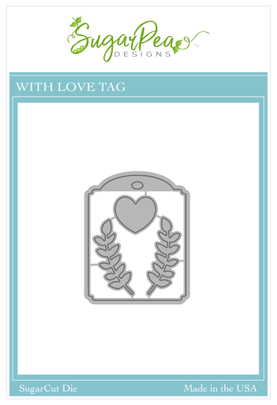 SugarCut - With Love Tag
