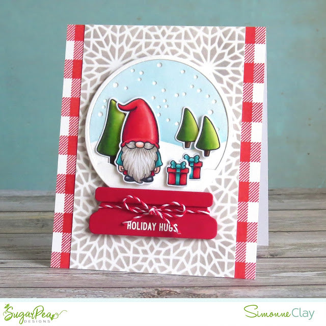 SugarCut - Gnome For Christmas