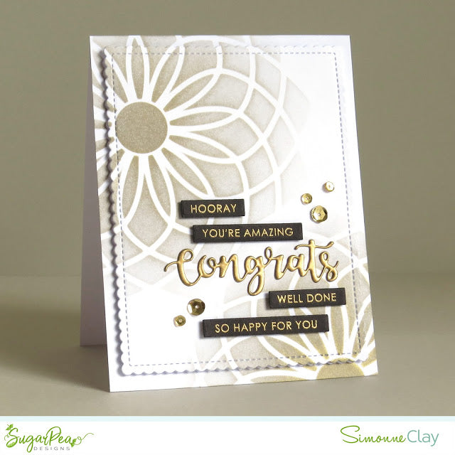 SugarCut Sentiment Strips