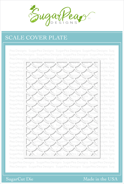 SugarCut Scale Cover Plate