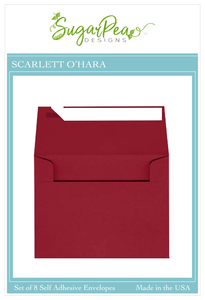 Scarlett O'Hara Envelopes