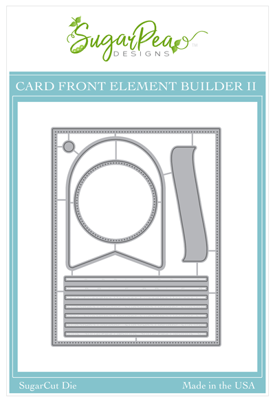 SugarCut - Card Front Element Builder II