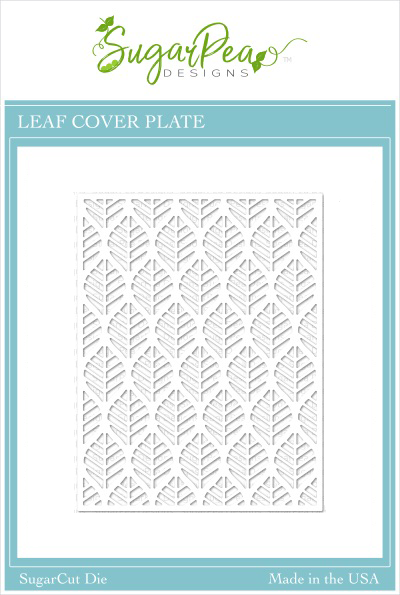 SugarCut - Leaf Cover Plate