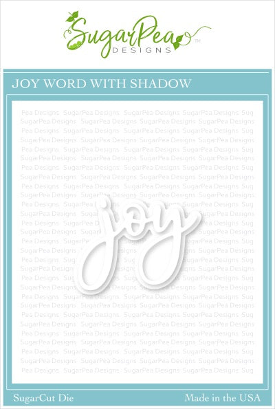 SugarCut - Joy Word