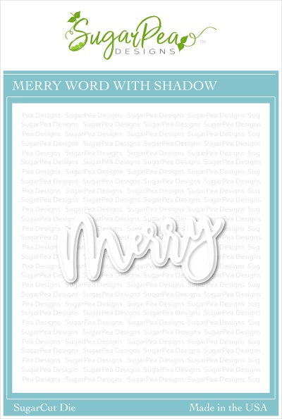 Merry Word with Shadow