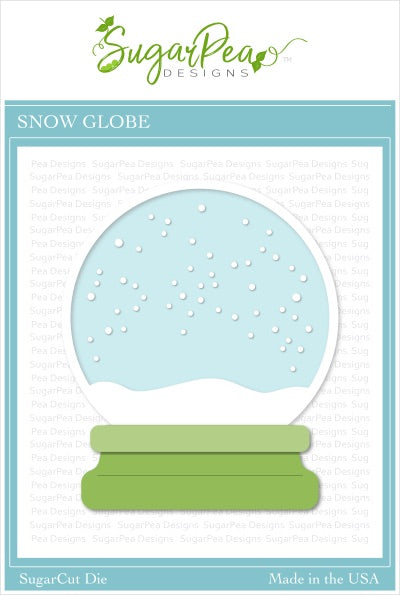 SugarCut - Snow Globe
