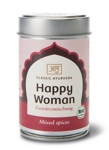 Happy woman, 50g, Classic ayurveda