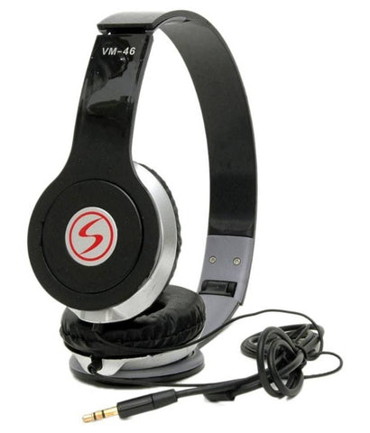 HEADPHONE VM 46 (Signature Black)
