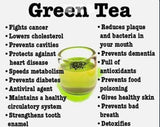 Green tea 100.gm pack -Spacial Green Tea