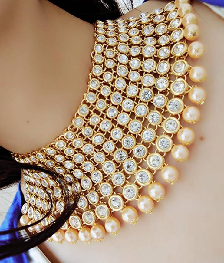 Necklace Charming Alloy