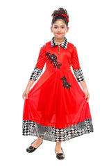 Girls Party Wear Long Frock