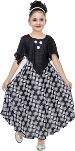 Girls Party Dress full Length
